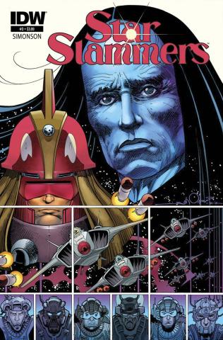 Star Slammers Remastered #3