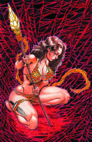Cavewoman: Deadly Venom (Durham Special Edition)