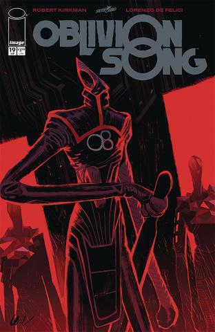 OBLIVION SONG BY KIRKMAN /& DE FELICI #20  IMAGE COMICS   10//9