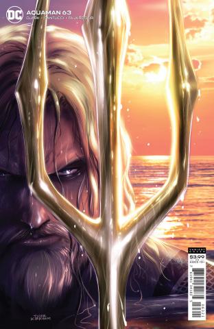 Aquaman #63 (Tyler Kirkham Cover)