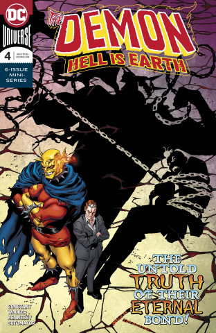 The Demon: Hell is Earth #4
