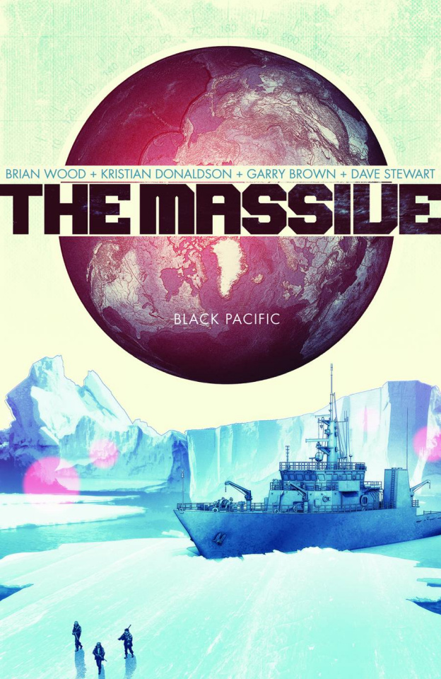 The Massive Vol. 1: Black Pacific