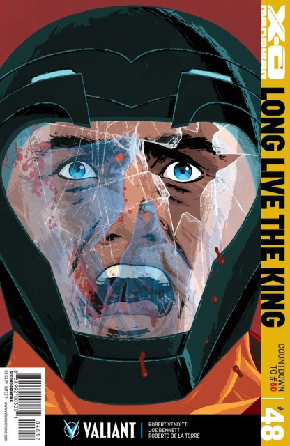 X-O Manowar #48 (2nd Printing)