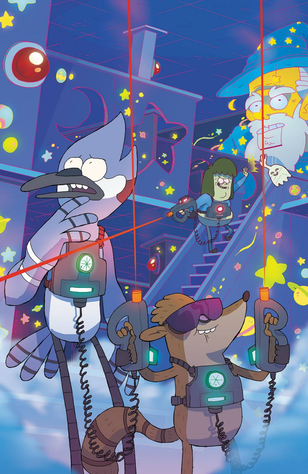 Regular Show #19 (Subscription Kluthe Cover)
