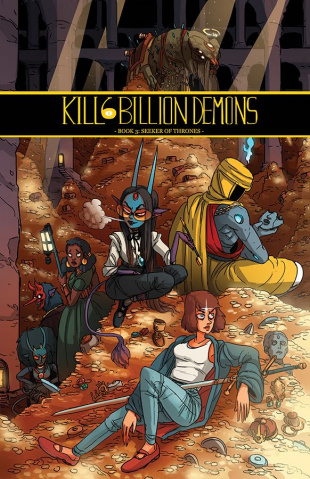 Kill 6 Billion Demons Vol. 3