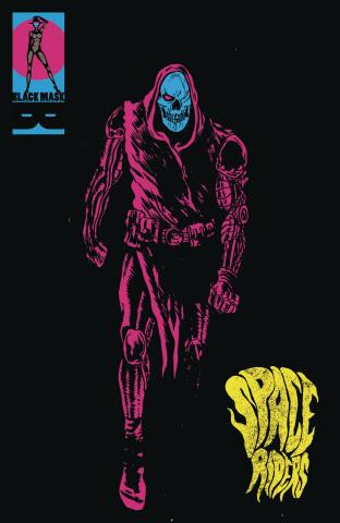 Space Riders: Vortex of Darkness #1