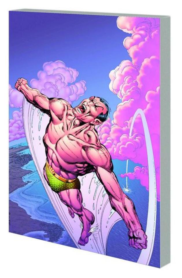 Namor Visionaries Vol. 1: John Byrne