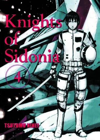 Knights of Sidonia Vol. 4