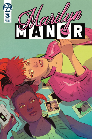 Marilyn Manor #3 (Zarcone Cover)