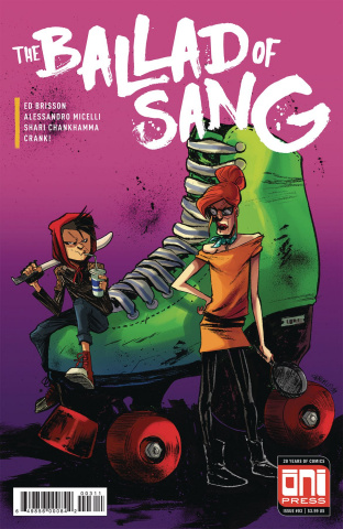 The Ballad of Sang #3