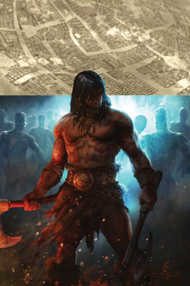 Conan: The Road of Kings #8