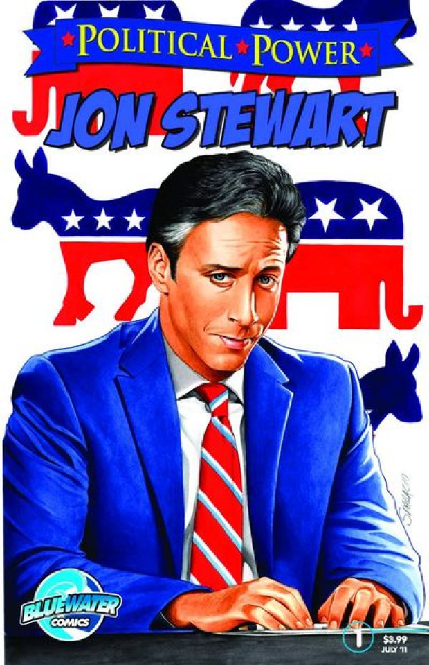 Political Power #17: Jon Stewart