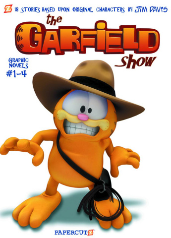The Garfield Show Box Set: Vols. 1-4