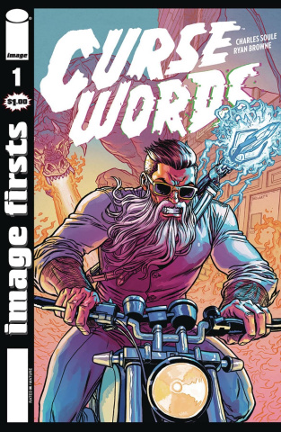 Curse Words #1 (Image Firsts)