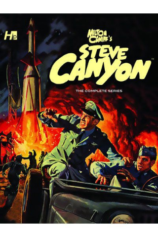 Steve Canyon: The Complete Series Vol. 1
