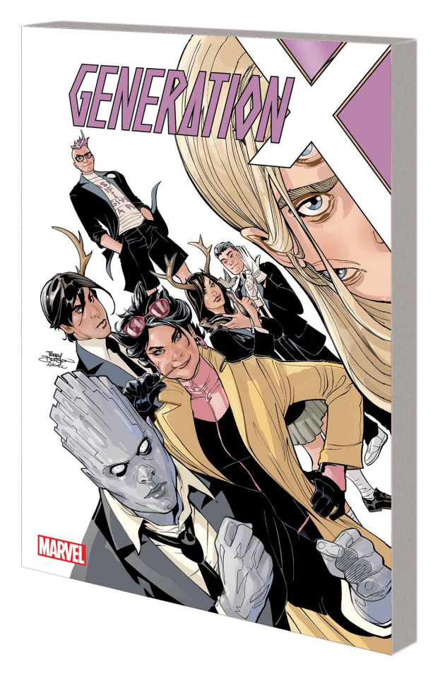 Generation X Vol. 1: Natural Selection