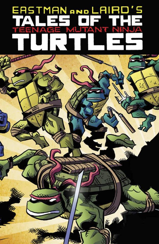 Tales of the Teenage Mutant Ninja Turtles Vol. 1