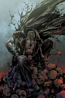 Grimm Fairy Tales: Sleepy Hollow #1 (Triano Cover)