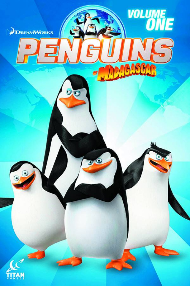 The Penguins of Madagascar Vol. 1