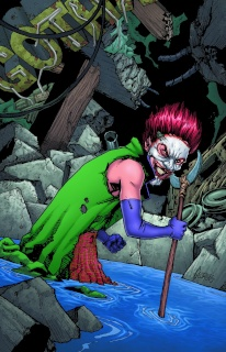 Batman: Joker's Daughter #1