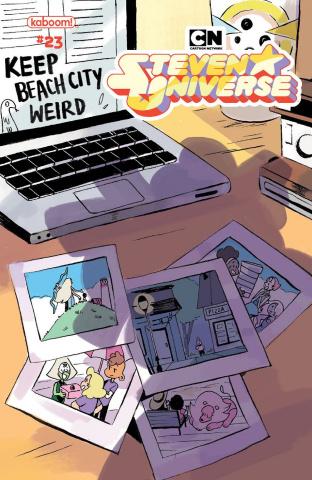 Steven Universe #23 (Chiu Cover)