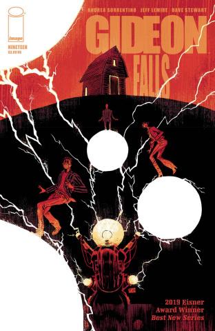 Gideon Falls #19 (Moon Cover)