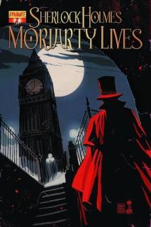 Sherlock Holmes: Moriarty Lives #2