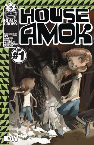 House Amok #1 (Sandoval Cover)