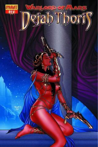 Warlord of Mars: Dejah Thoris #17