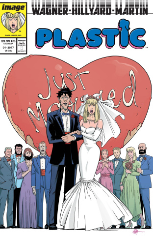 Plastic #1 (April Fool's Cover)