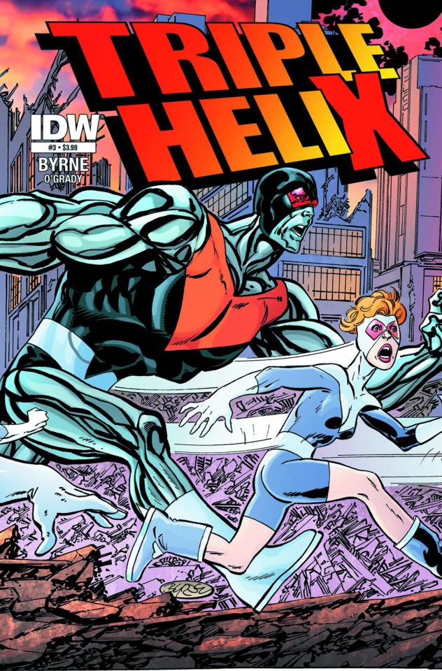 Triple Helix #3