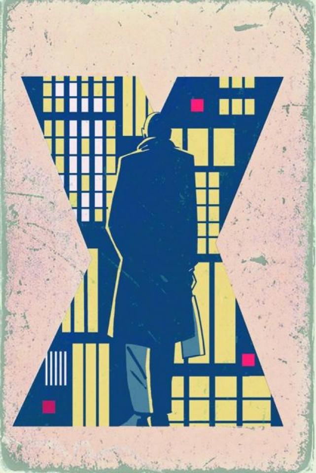 Dark Horse Presents #12 (Motter Cover)