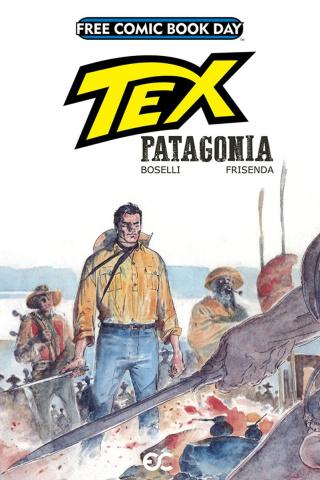 Tex: Patagonia