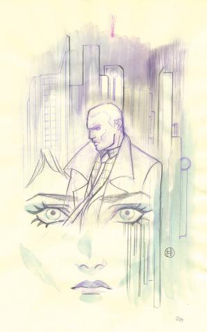 Blade Runner: Origins #1 (Momoko Cover)