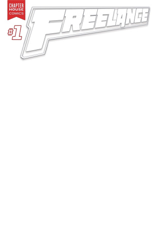 Freelance #1 (Blank Sketch 5 Copy Cover)