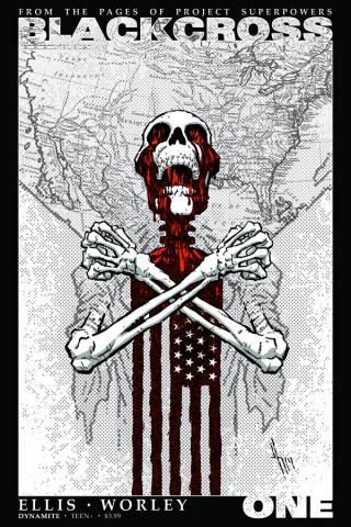 Blackcross #1 (Howard Cover)