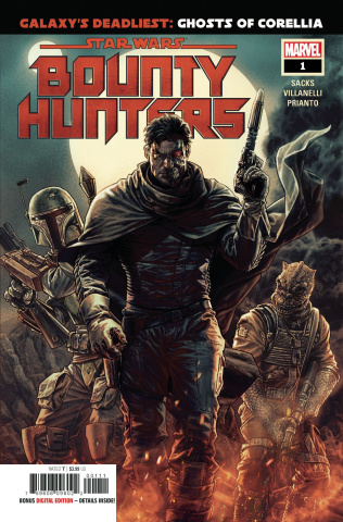 Star Wars: Bounty Hunters #1