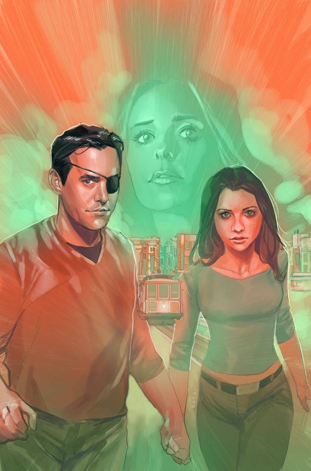 Buffy the Vampire Slayer, Season 9: Freefall #16