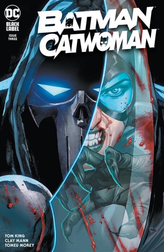 Batman / Catwoman #3 (Clay Mann Cover)