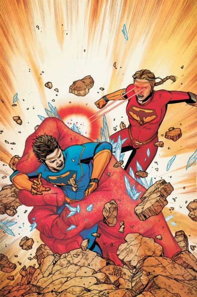 Superman: Nightwing and Flamebird Vol. 2