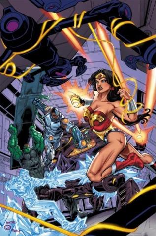 DC Universe: Online Legends #22