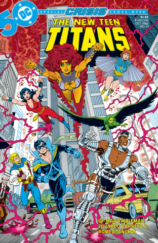 The New Teen Titans Vol. 10