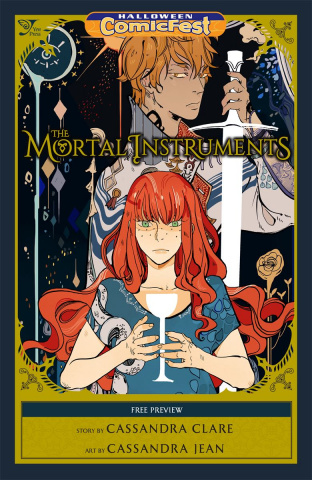 The Mortal Instruments (HCF 2017)