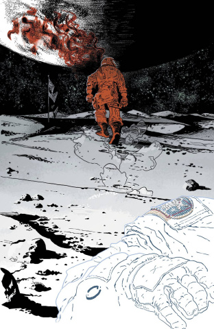 Deep State #1 (15 Copy Cover)