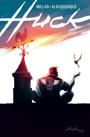 Huck #1 (Albuquerque Cover)