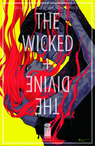 The Wicked + The Divine #5 (Cloonan Cover)
