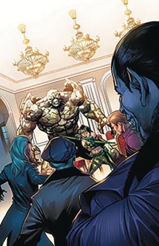 Robyn Hood: Vigilante #5 (Coccolo Cover)