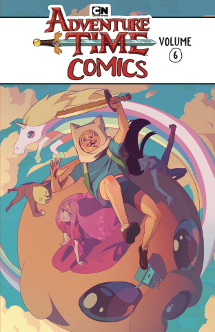 Adventure Time Comics Vol. 6