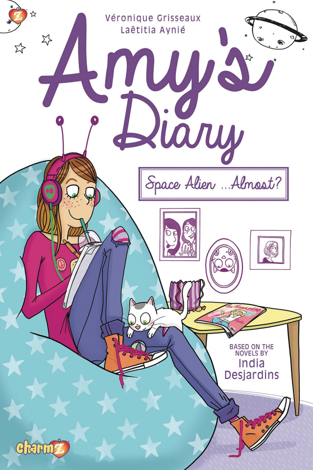 Amy's Diary Vol. 1: Space Alien... Almost?