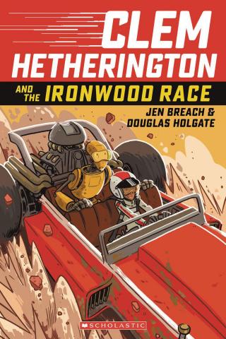Clem Hetherington Vol. 1: The Ironwood Race